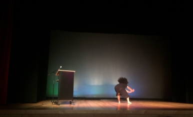 Dancer Love Muwwakkil